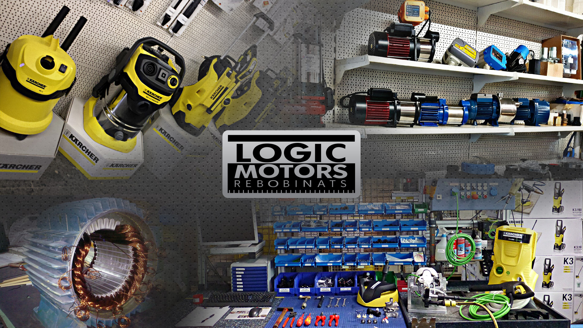LOGIC MOTORS REBOBINATS
